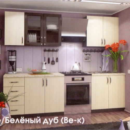 Кухня 2 м