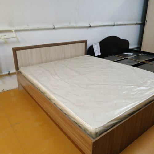 Кровать Лагуна с матрасом